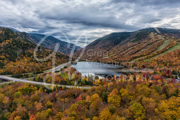 Artists Bluff, Franconia Notch NH